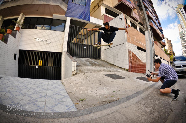 Photograph Renan Subtil - Ollie by Diego Coutinho de Freitas on 500px