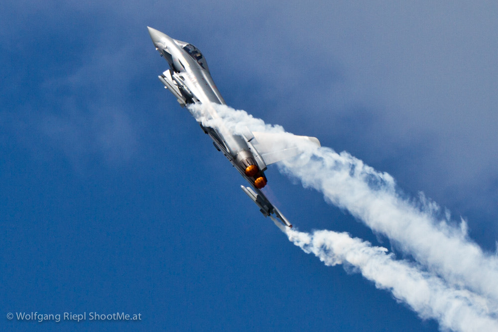 Photograph Eurofighter by Wolf Riepl on 500px