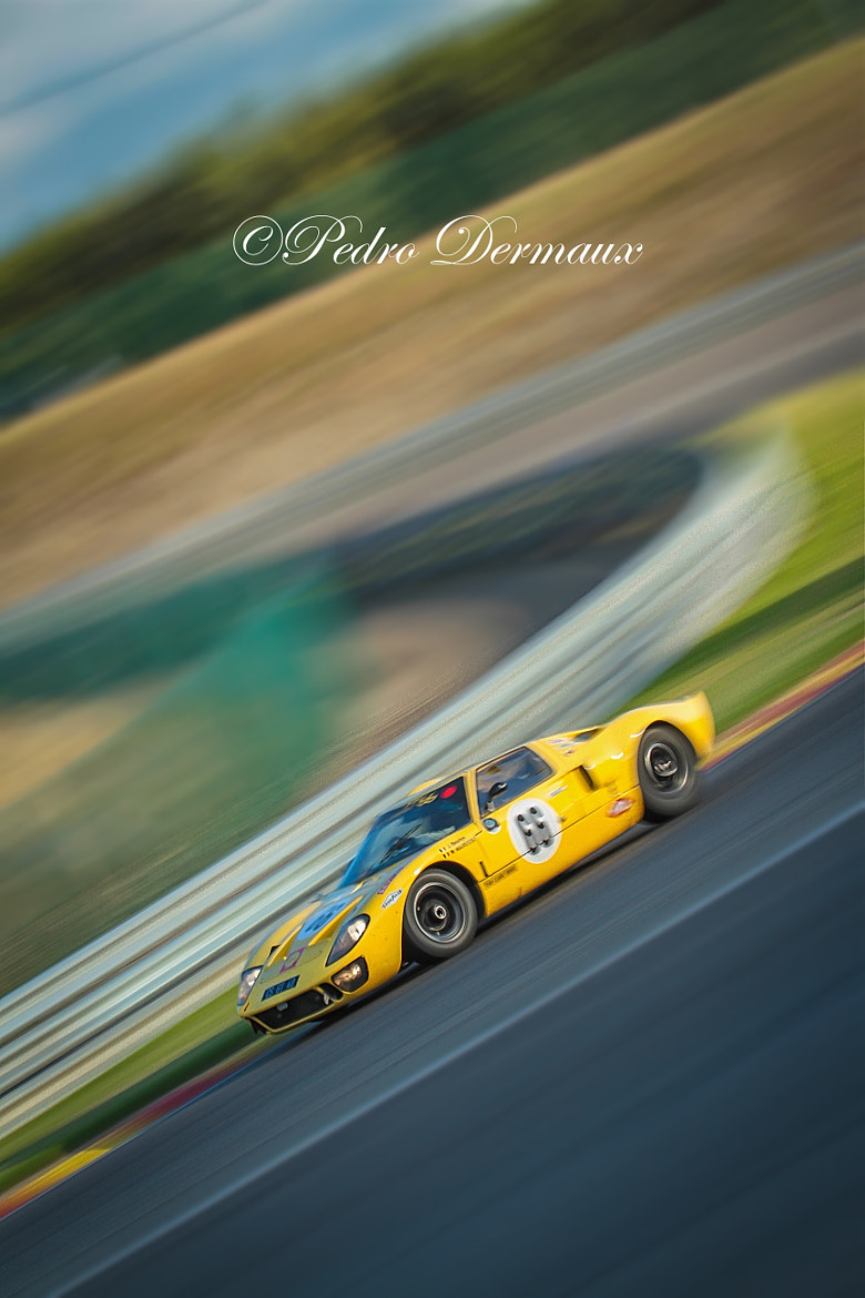 Photograph GT40 Ecurie Belge by Pedro Dermaux on 500px