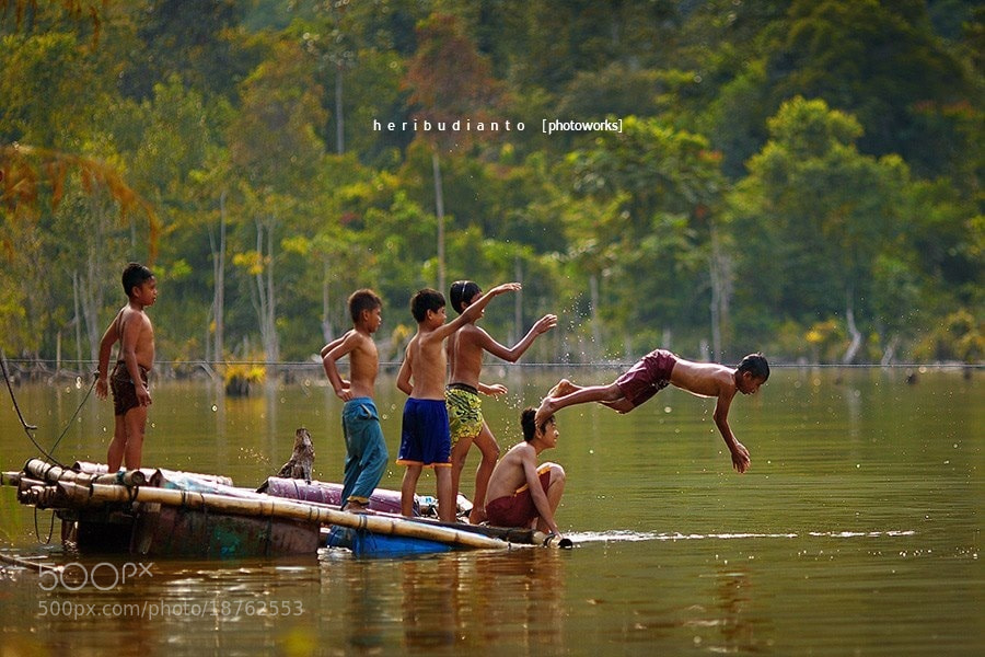 Photograph 1..2..3..Jump !!! by Heri Budianto on 500px