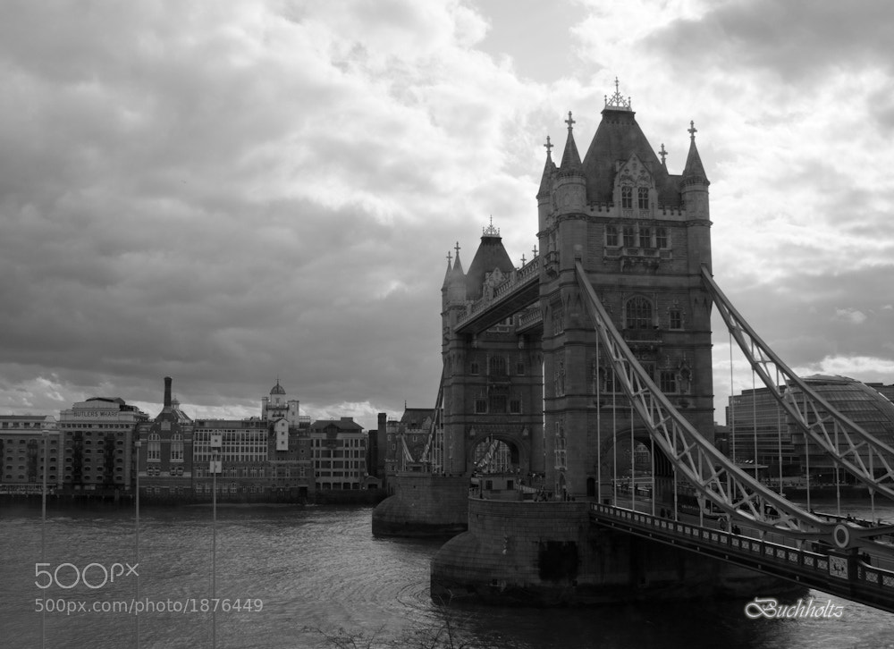 Photograph Tower Bridge by Jacob Buchholtz on 500px