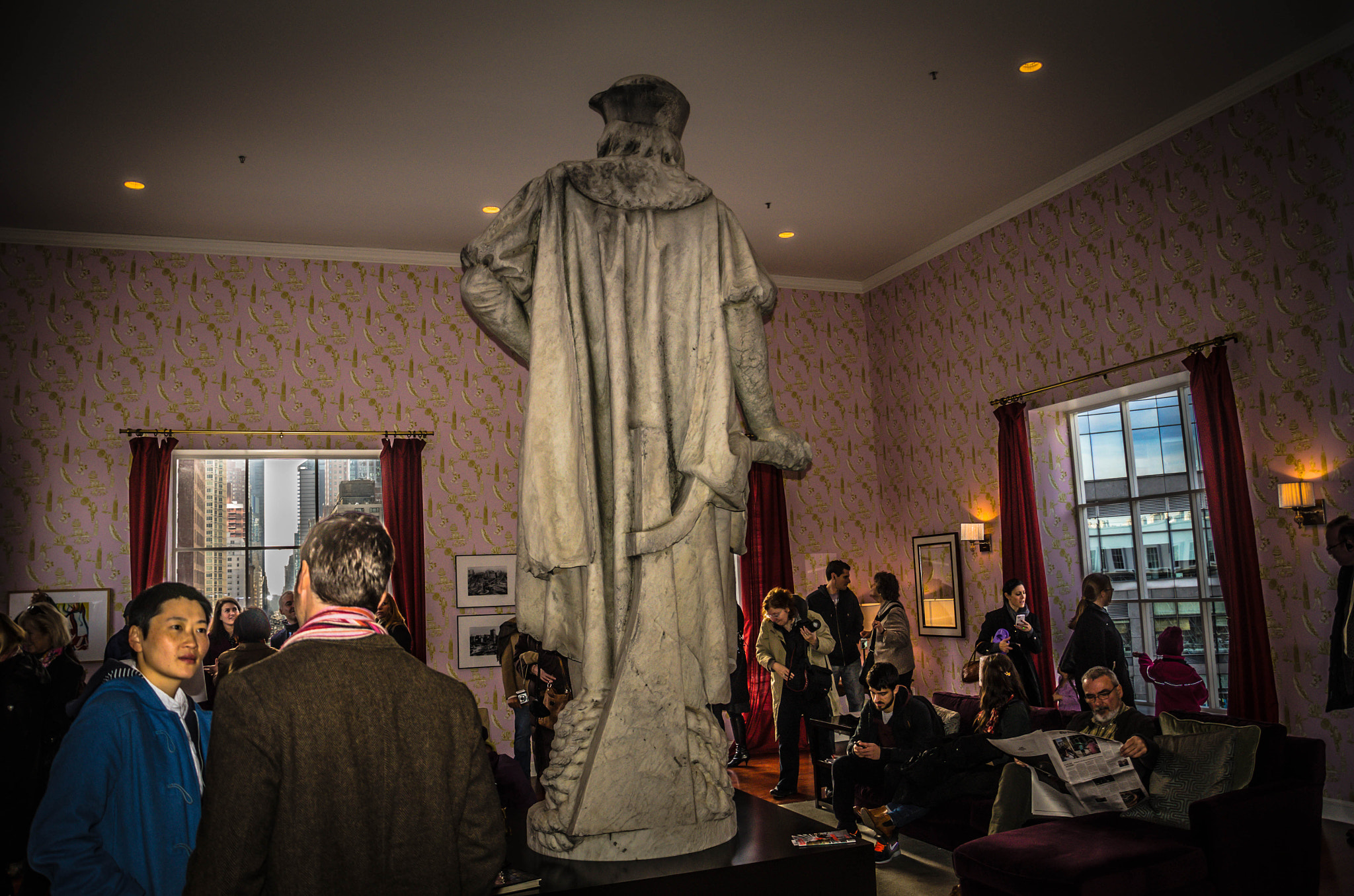 Photograph Discovering Columbus... by Miguel K on 500px