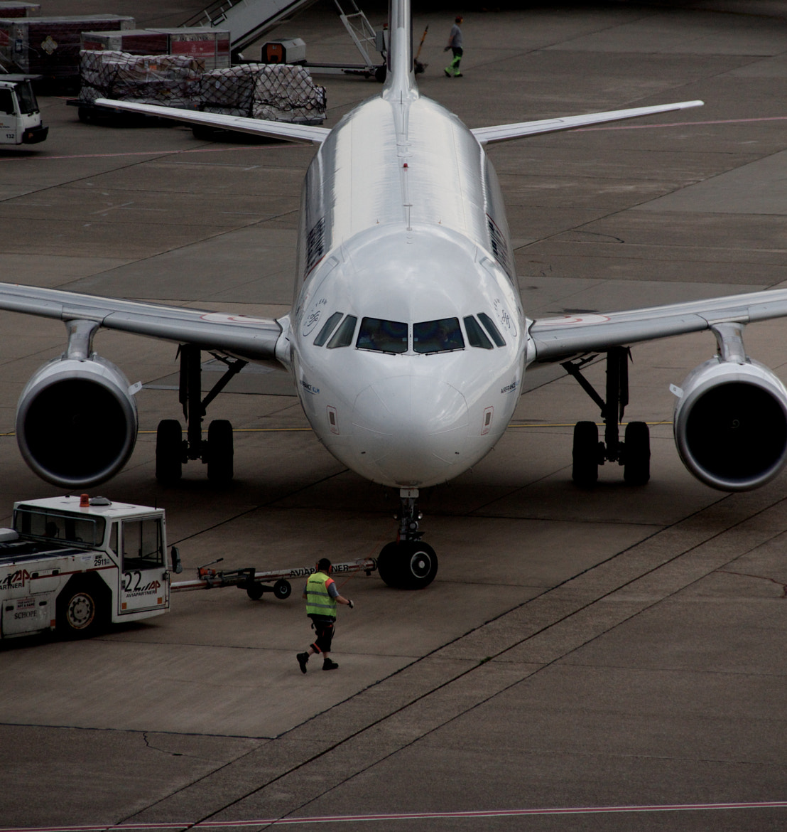 Photograph Pushback Completed II by Kerim Karahan on 500px