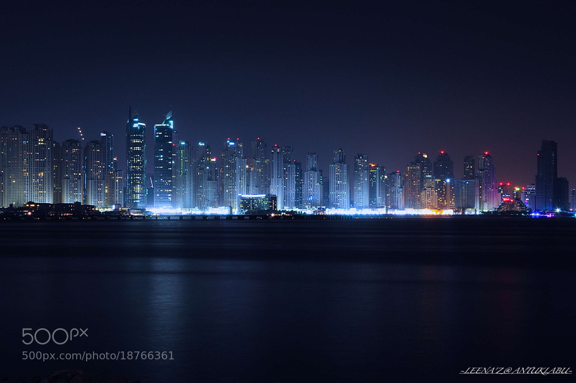 Photograph Jumeirah Beach Residence (JBR) by Leena'z Anilzam on 500px
