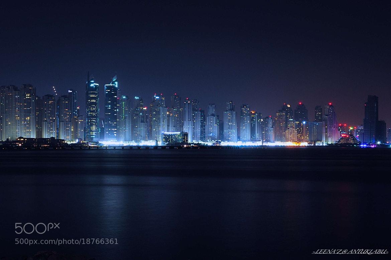Photograph Jumeirah Beach Residence (JBR) by Leena'z Anilzam on 500px