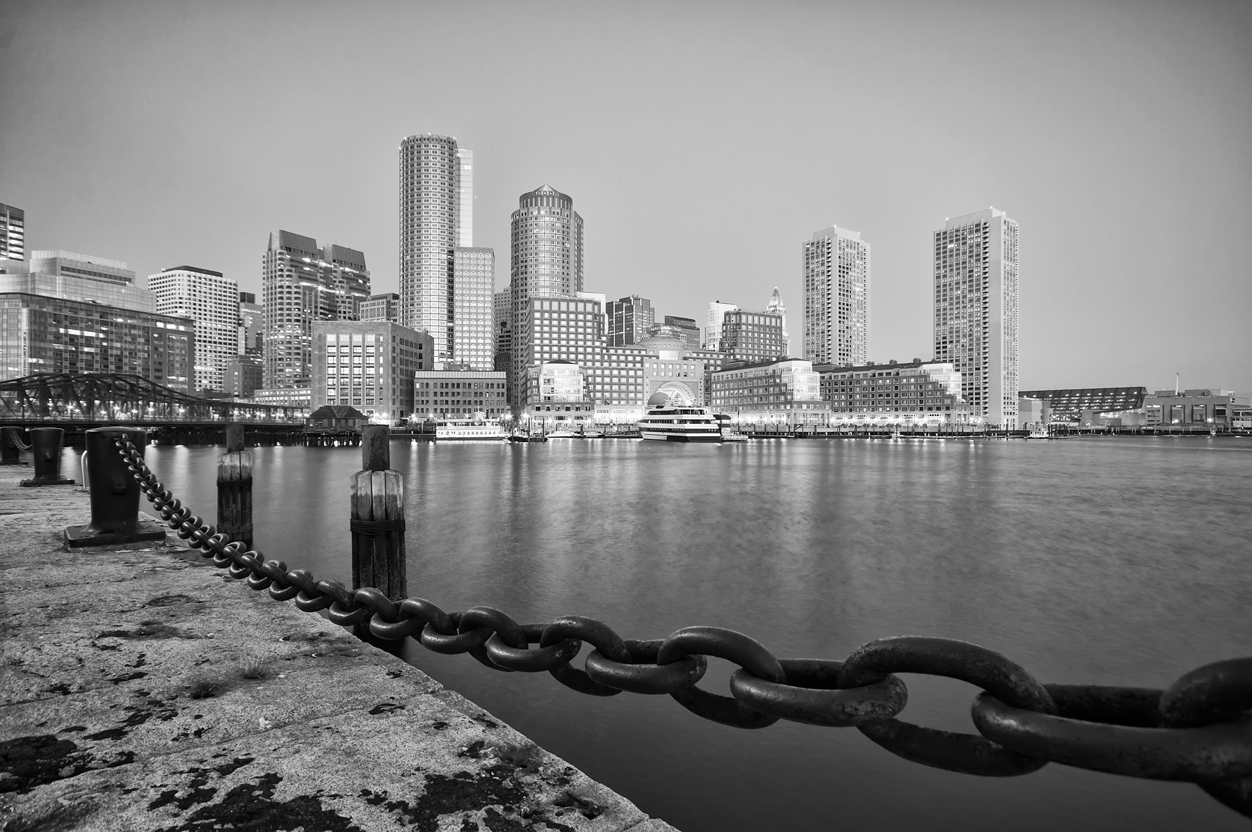 Photograph Boston Waterfront by Lee Costa on 500px