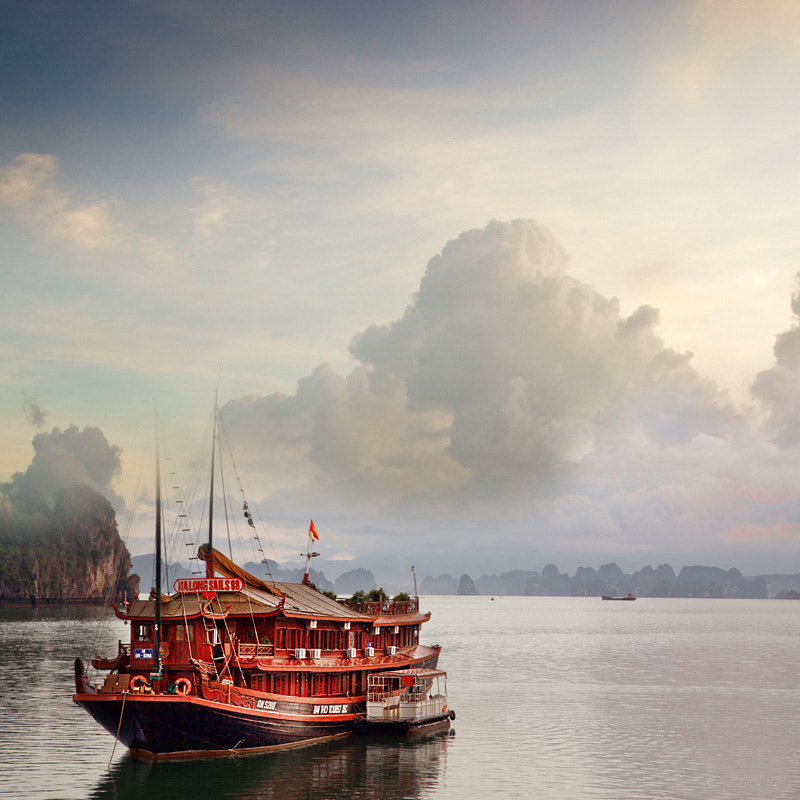 Photograph Halong Bay Cruise by Manuel Lao on 500px