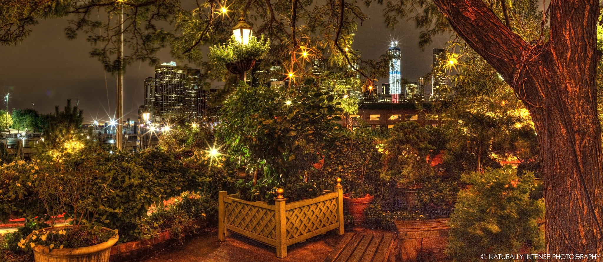 Photograph New York City As Seen From The Riverside Cafe by Kevin Richardson on 500px