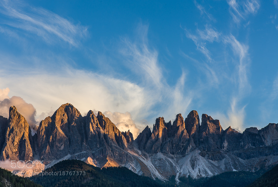 """<a href=""""http://www.hanskrusephotography.com/Workshops/Dolomites-October-7-11-2013/24503434_Pqw9qb#!i=2227247639&k=N3HsTH3&lb=1&s=A"""">See a larger version here</a>  This photo was taken during a photo tour that I led in the Dolomites October 2012."""