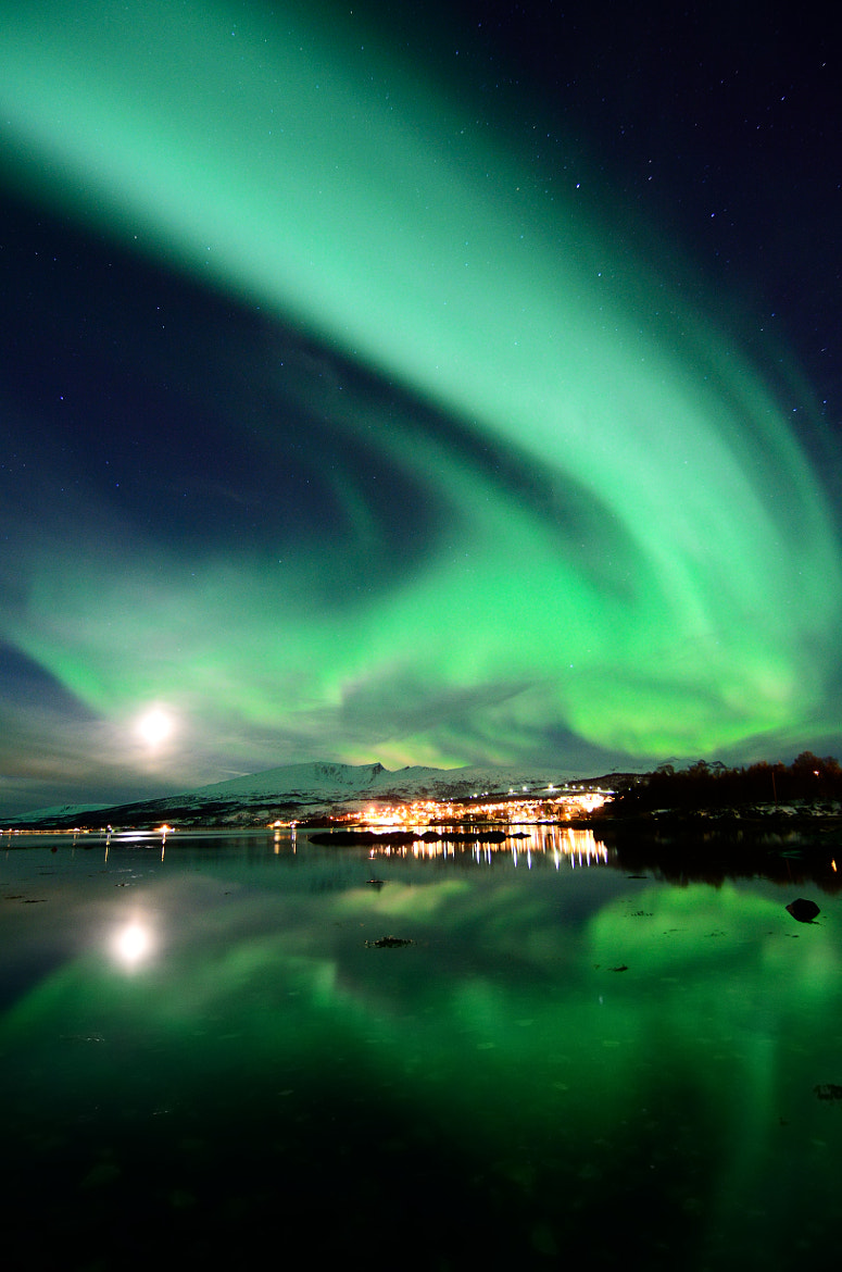 Photograph Northern Lights, Tromsø nov. 20 by John Hemmingsen on 500px