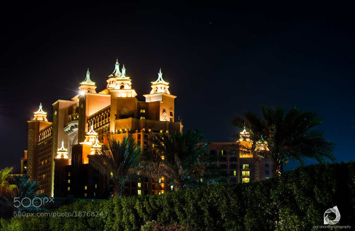 Photograph Atlantis The Palm by Anil Anand on 500px