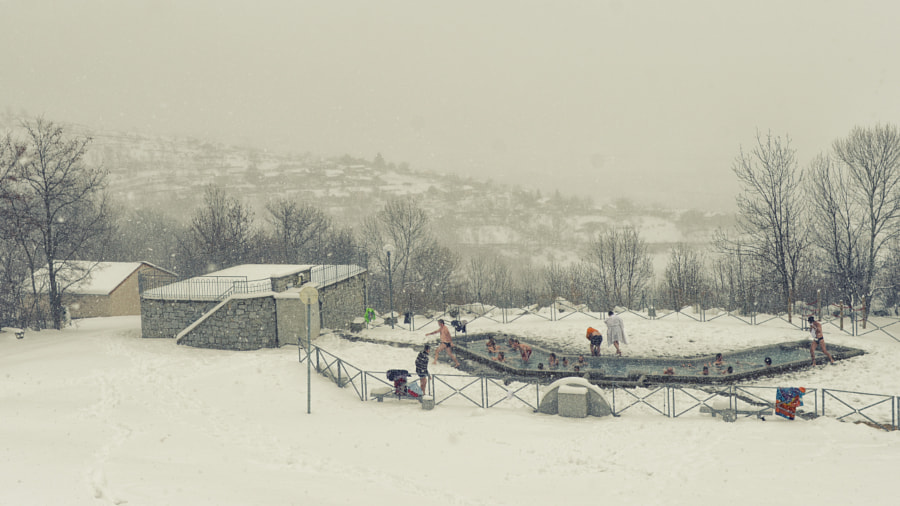 Dorres en hiver