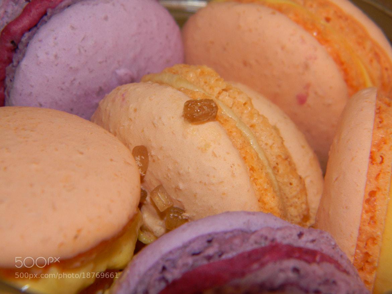 Photograph Macaronas by Anna Todorova on 500px