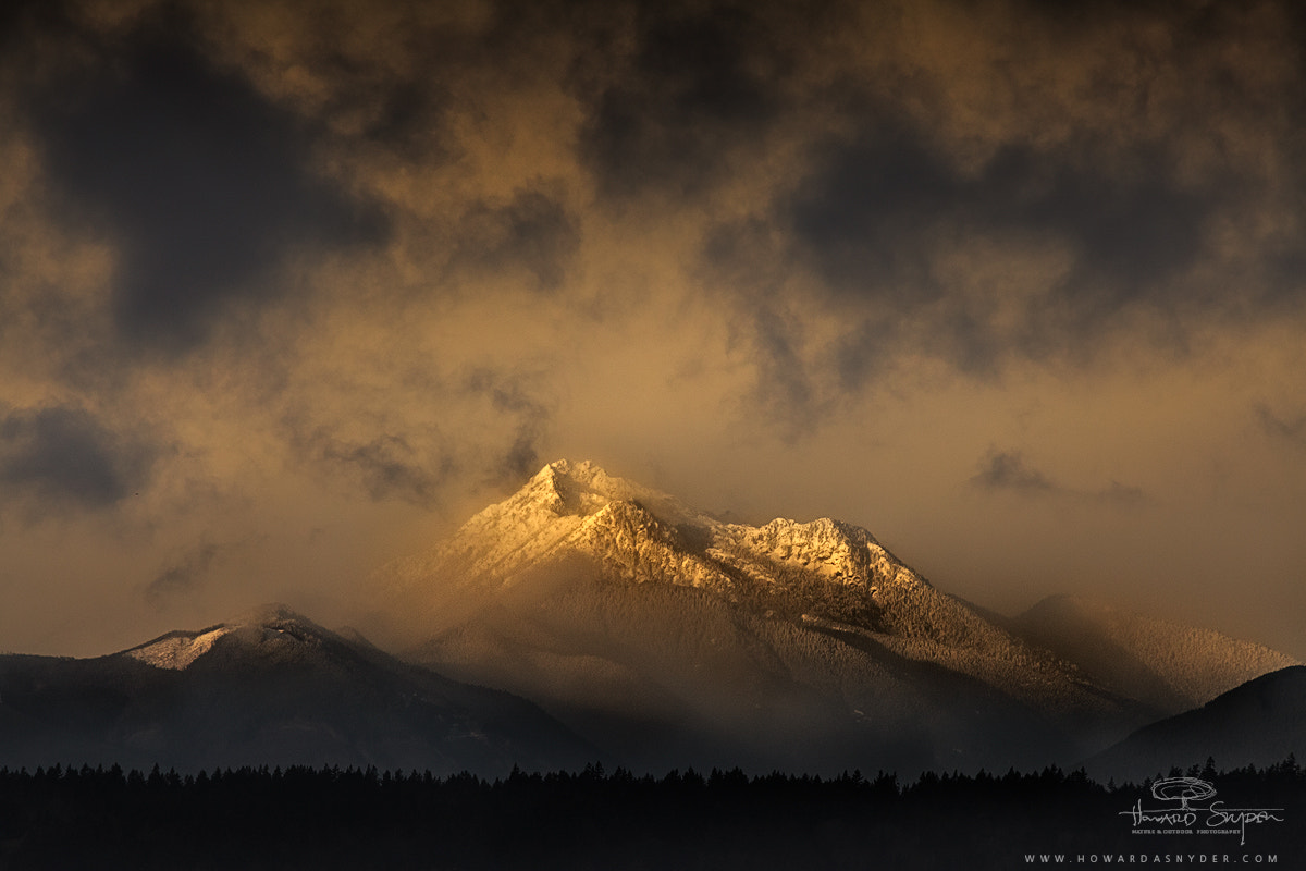 Photograph Olympic Mountains by Howard Snyder on 500px