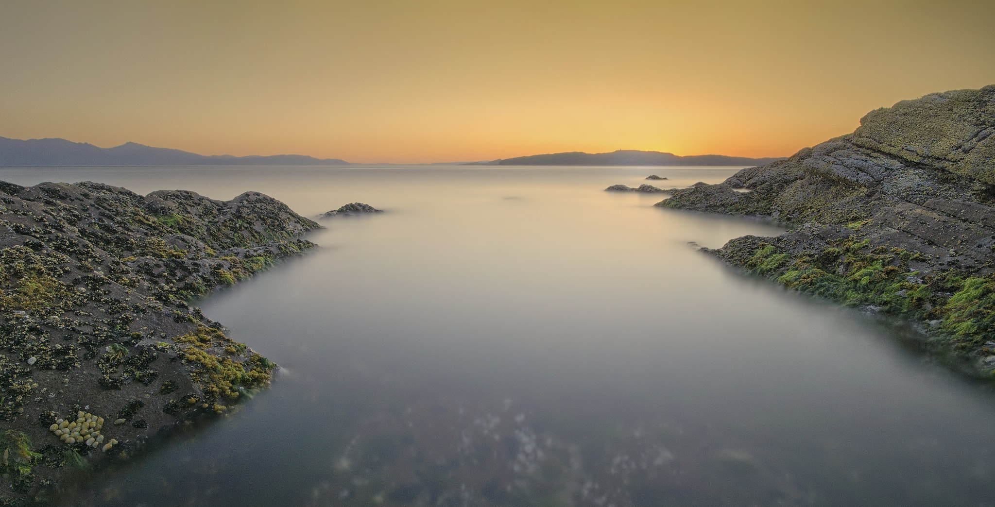Photograph Portencross rocks by Ewan Adamson on 500px