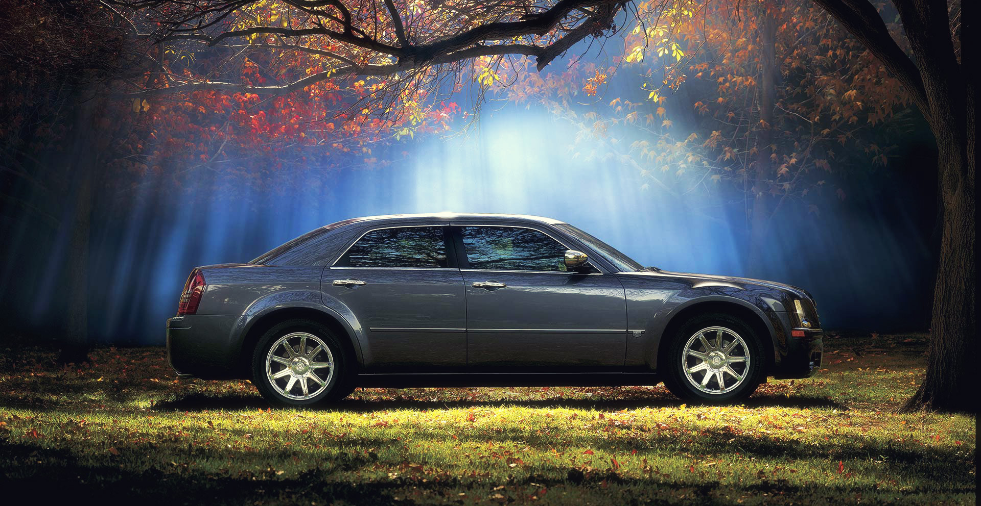 Photograph Chrysler  300C LA by Nigel Harniman on 500px