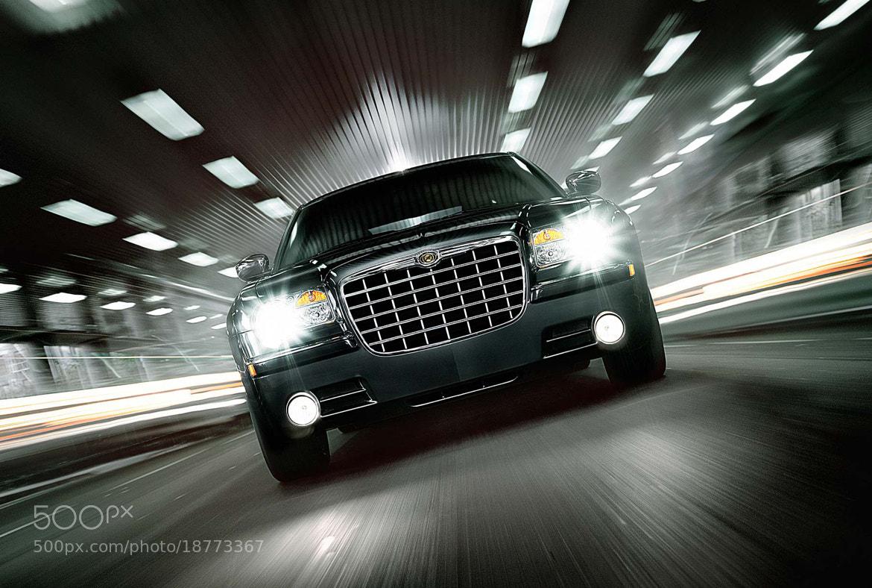 Photograph Chrysler _300C_LA_02 by Nigel Harniman on 500px