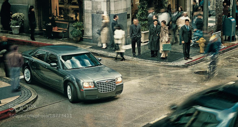 Photograph Chrysler _C300_Street_Scene by Nigel Harniman on 500px