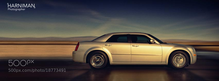 Photograph Chrysler 300C by Nigel Harniman on 500px
