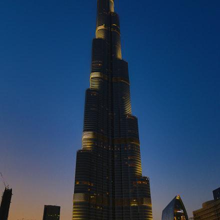 Burj Khalfia - Dubai