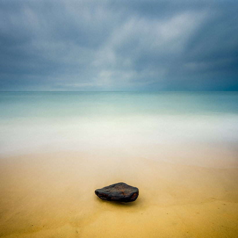 Minimal seascape I by Mathieu on 500px.com
