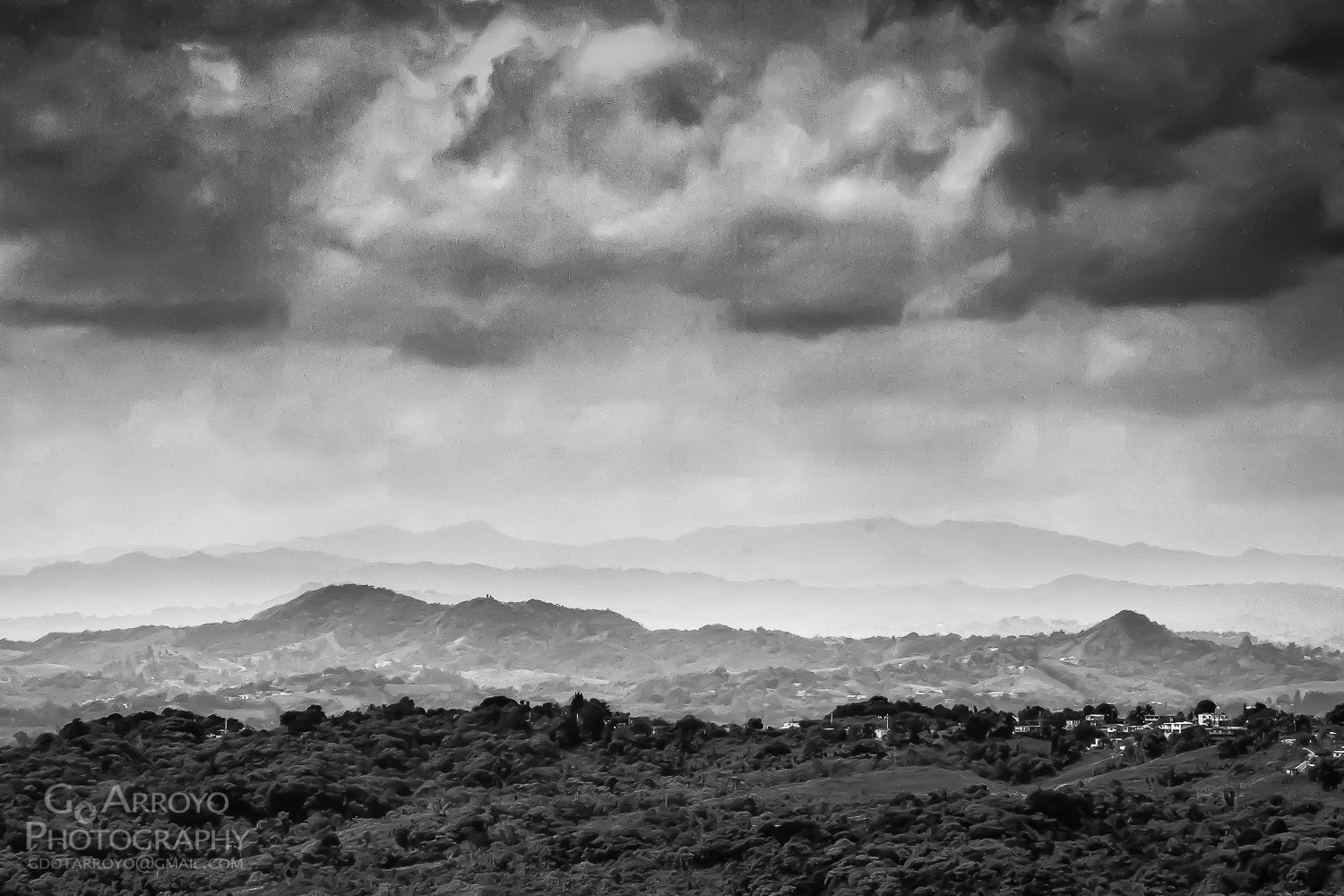 Photograph The mountains of Puerto Rico by Giovanni Arroyo on 500px