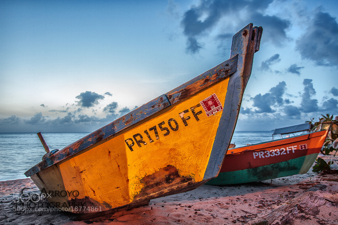 Photograph Boats in Aguadilla by Giovanni Arroyo on 500px