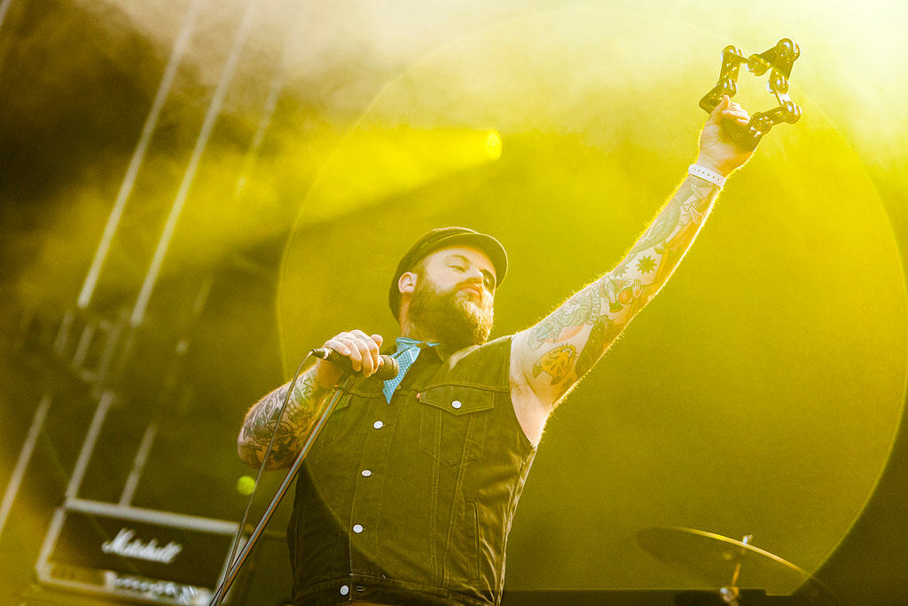 Photograph Turbonegro by Jarle H. Moe on 500px