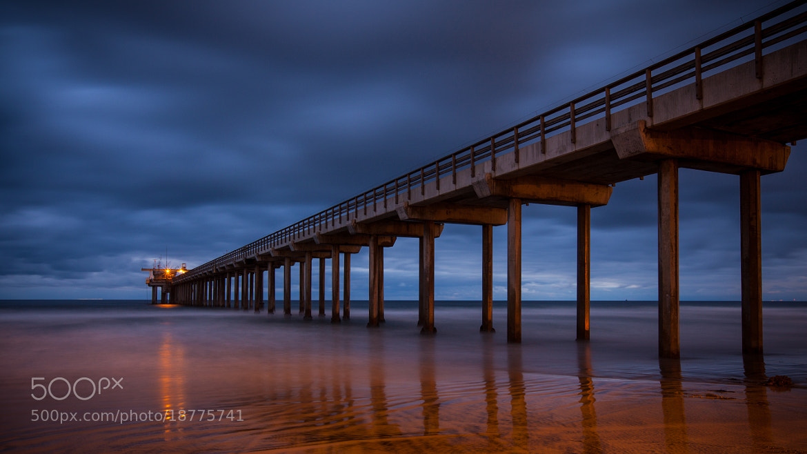 Photograph Scripps Pier by Dan Barr on 500px