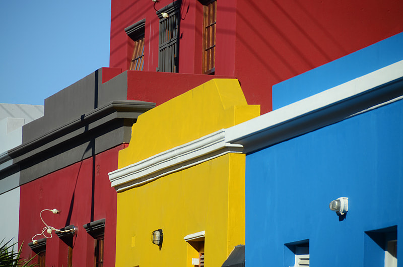 Photograph THE COLOURS of CAPE TOWN 1... by Magda Indigo on 500px