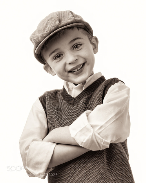 Photograph Young Old School Boy by Glenn Nagel on 500px