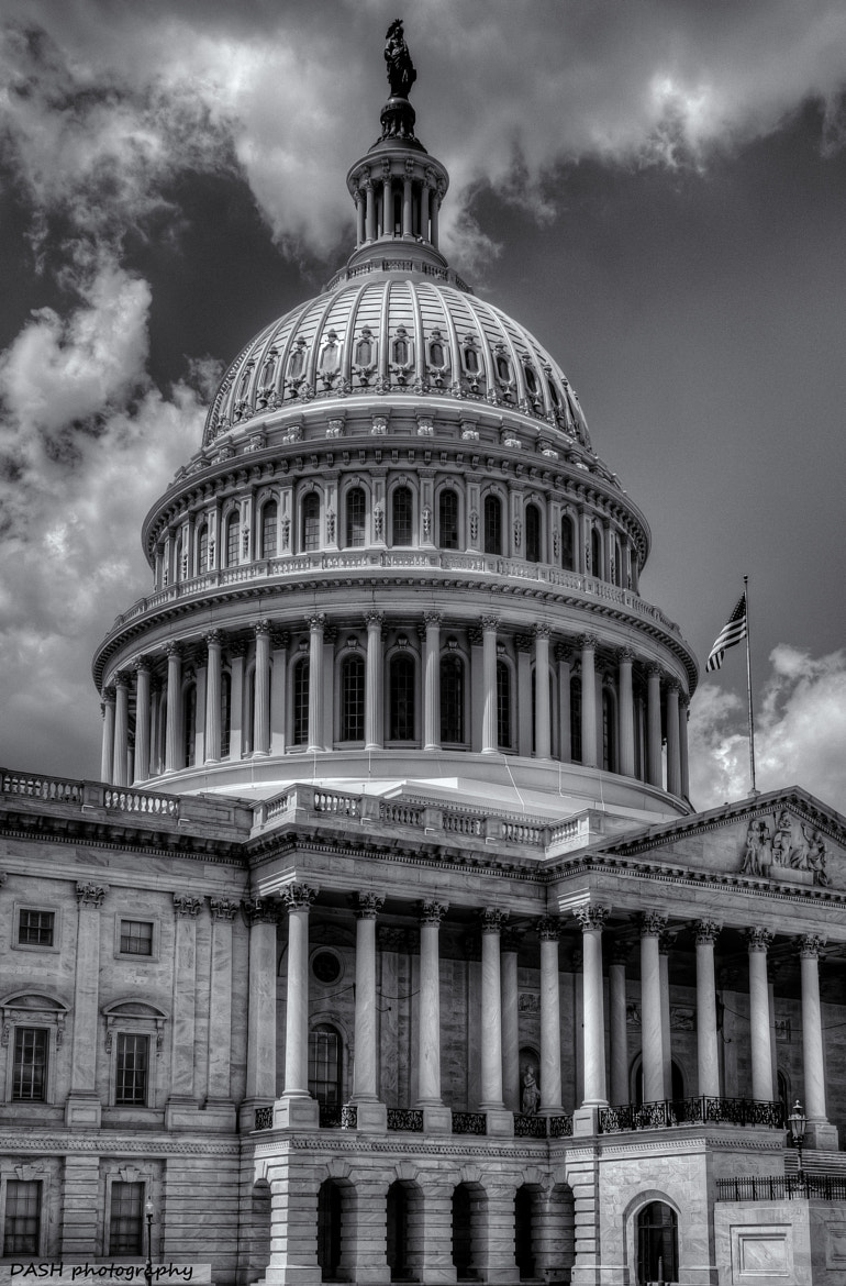 Photograph Capitol by David Ash on 500px