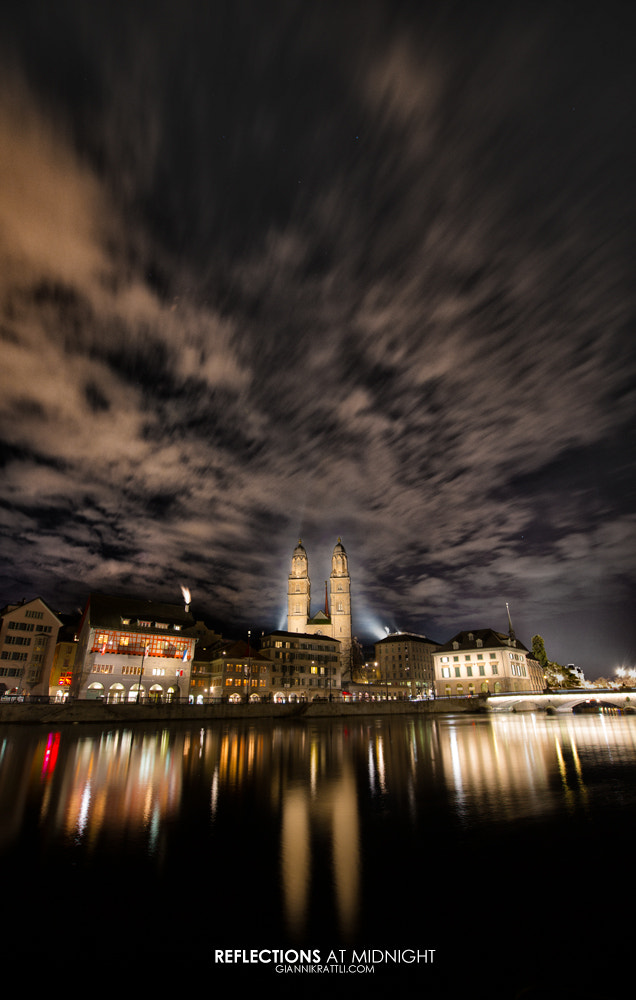 Photograph Reflections at Midnight by Gianni Krattli on 500px