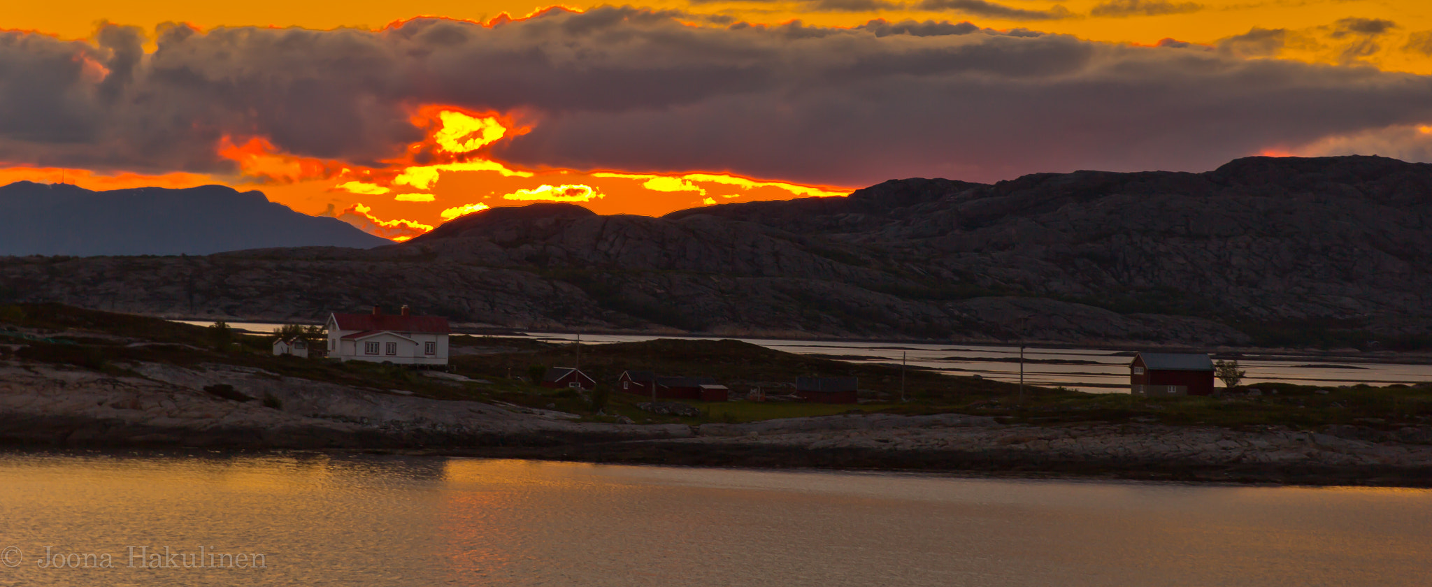 Photograph Midnight in Norway by Joona Hakulinen on 500px