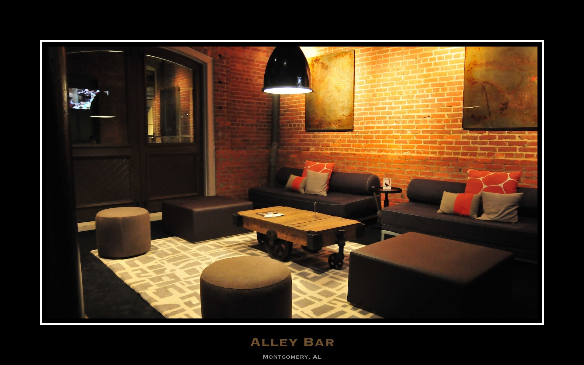 Photograph Alley Bar by j o on 500px