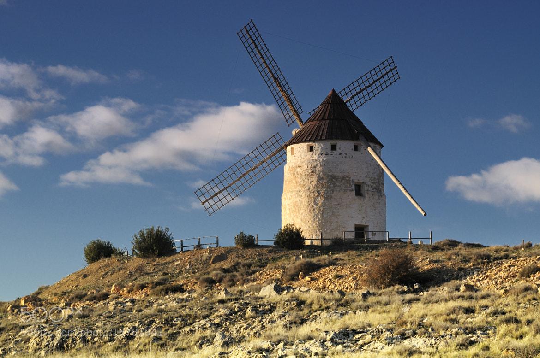 Photograph Molino de viento by Akgoll T on 500px