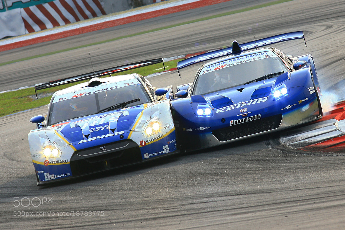 Photograph 2009 Super GT International Series Malaysia by Hazrin CRIC on 500px