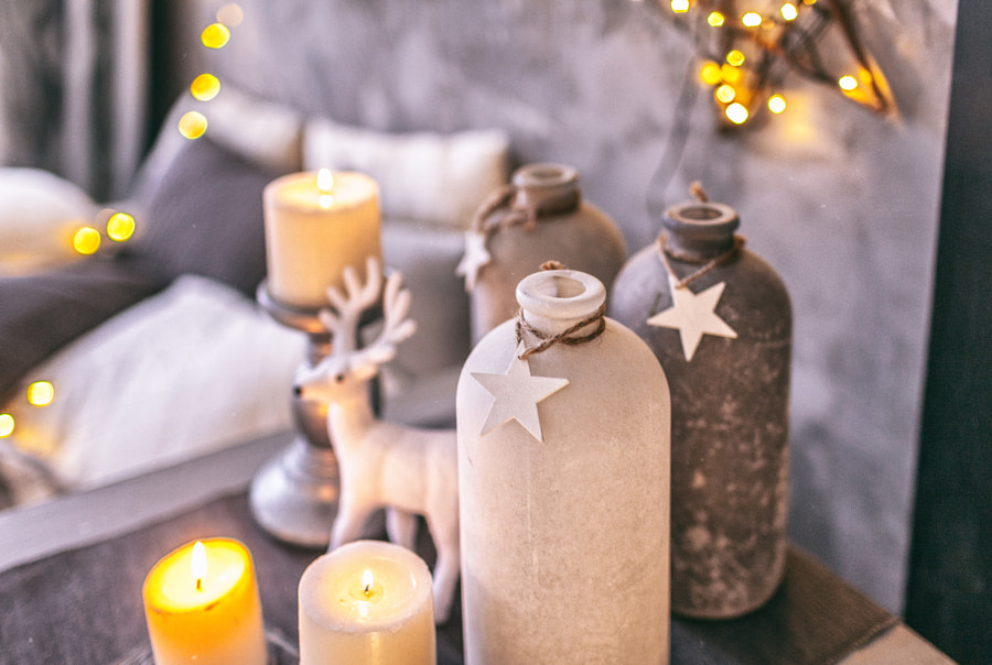 christmas decorations by Olga Batishcheva on 500px.com