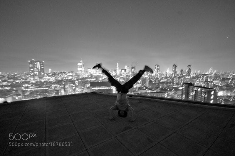 Photograph Headstand by Jasper Rose on 500px