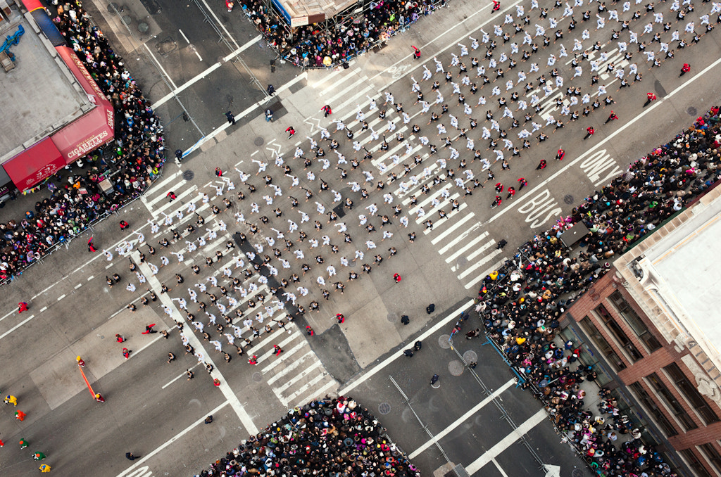 Photograph Macy's Day Parade by Navid Baraty on 500px