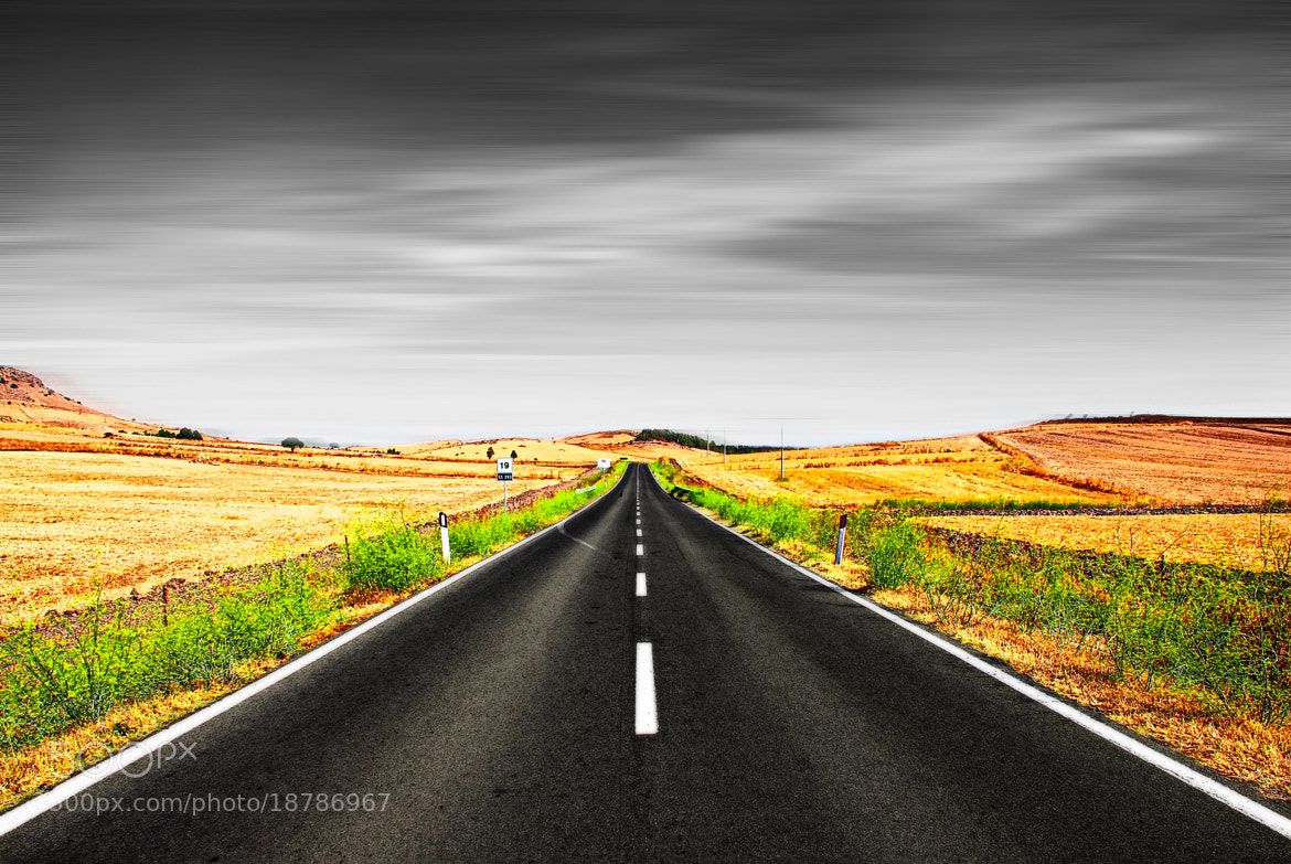 Photograph road to nowhere 2012 by Claudio Stefanini on 500px