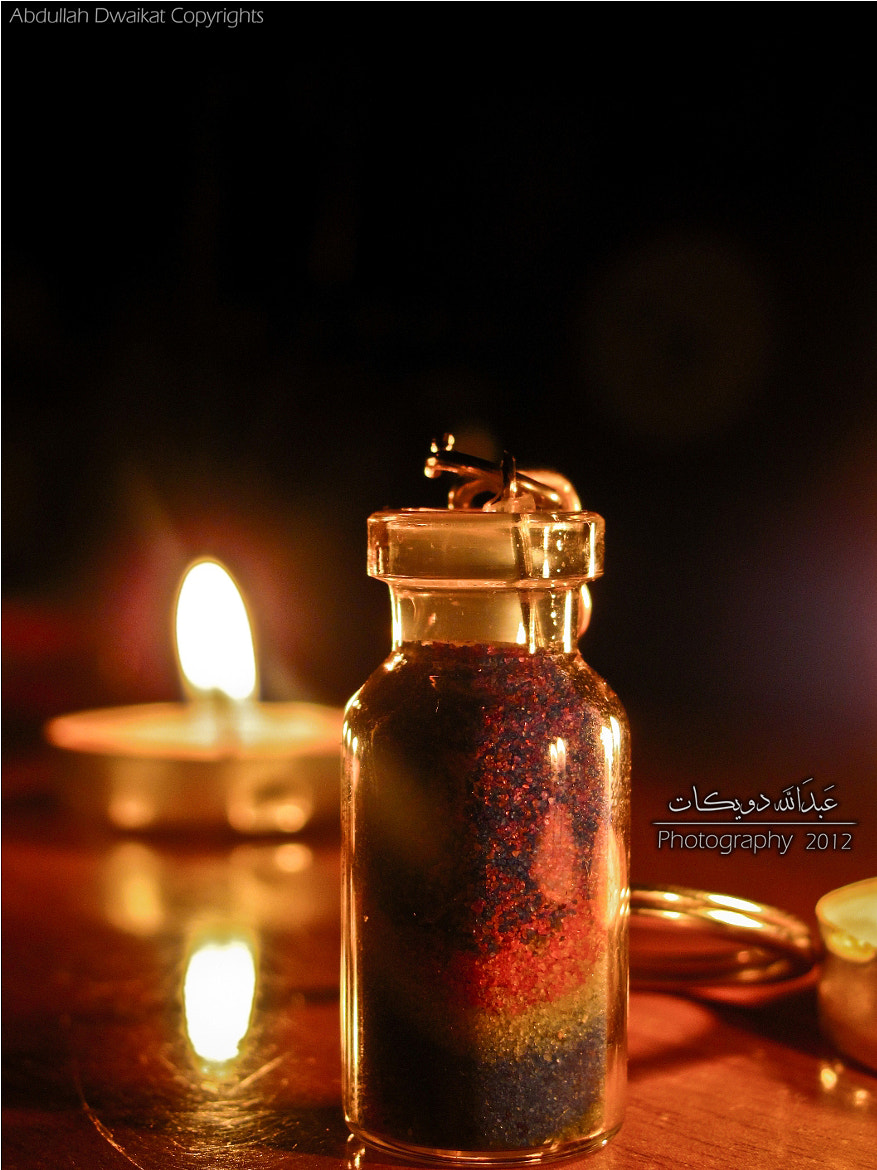 Photograph Candle lights  by Abdullah Dwaikat on 500px