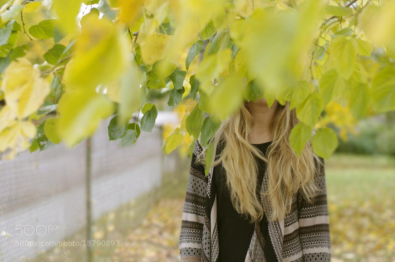 Photograph Autumn by Miglė Kartanaitė on 500px