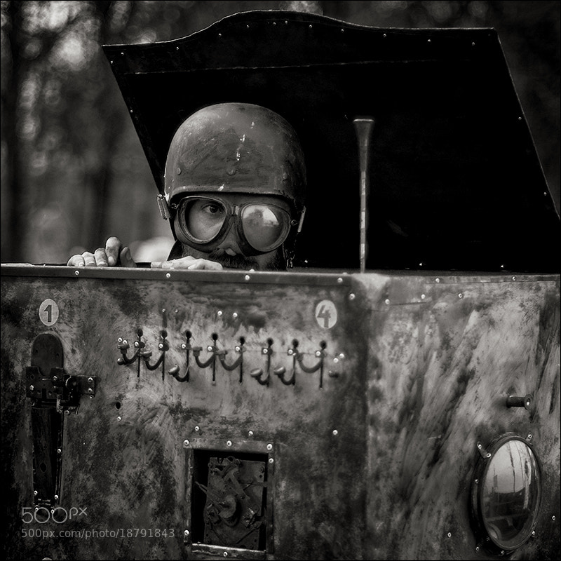 Photograph Men and The Mechanics by Alexander Stoyanov on 500px