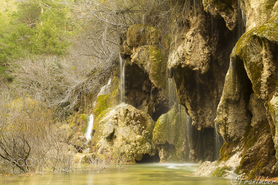 Photograph Rio Cuervo (Cuenca) by Fran Imbernon (FRANUTERIO) on 500px