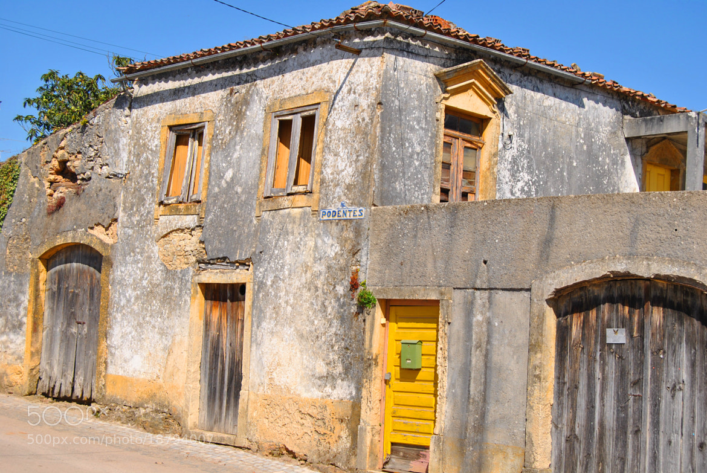 Photograph Casa de Podentes by Nuno Monteiro on 500px