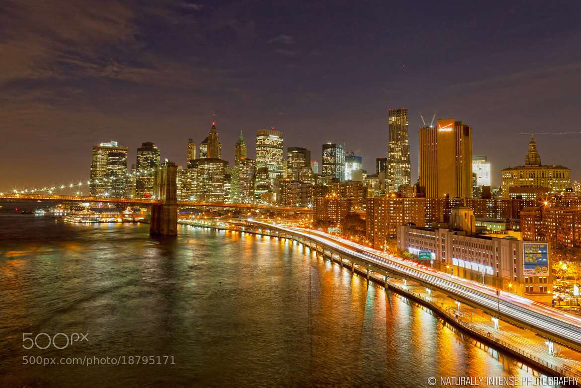 Photograph New York City From The Manhattan Bridge by Kevin Richardson on 500px