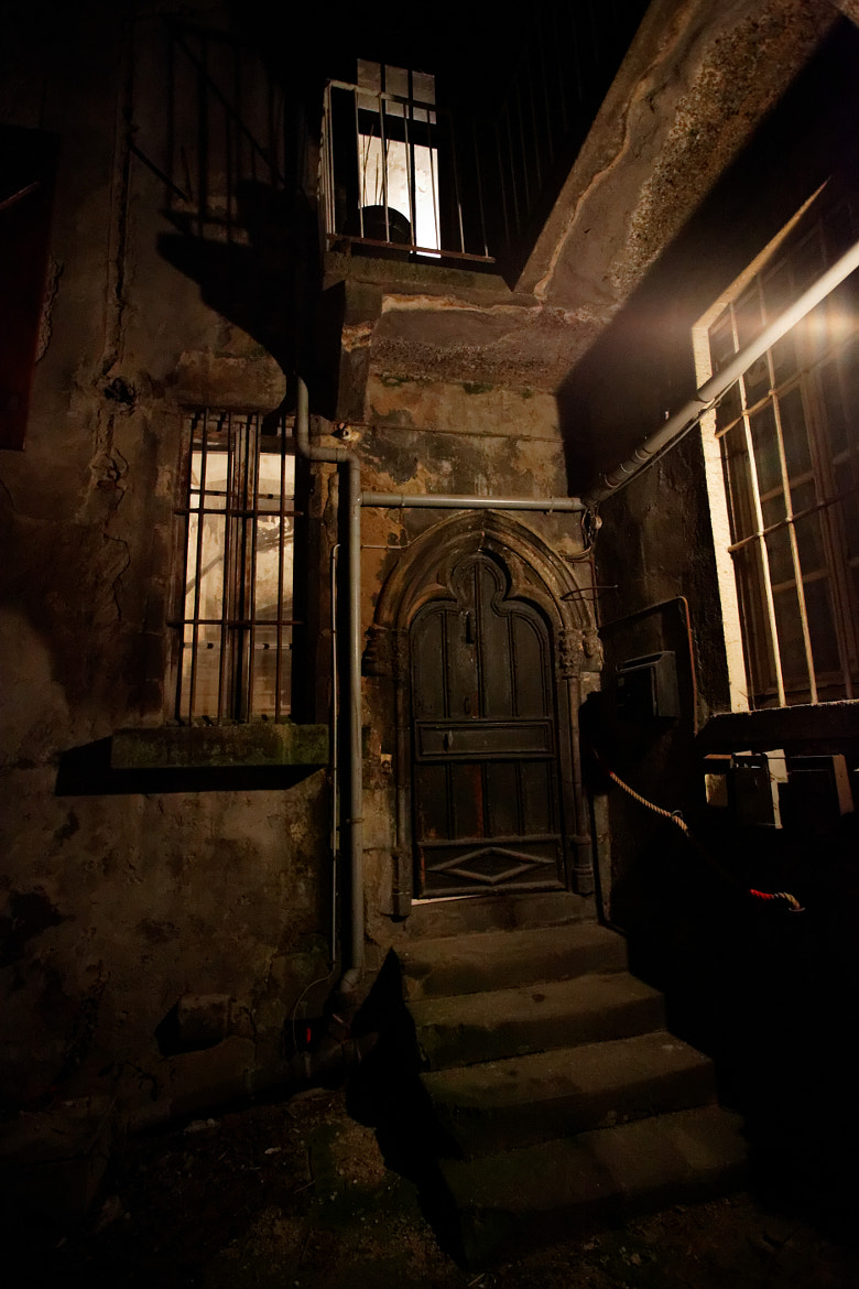 Photograph Middle Age door, Clermont Ferrand by josselin breugnot on 500px