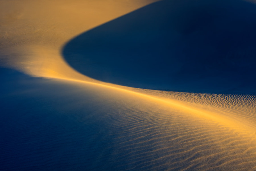 Photograph Shadows and Sand by Ian Plant on 500px
