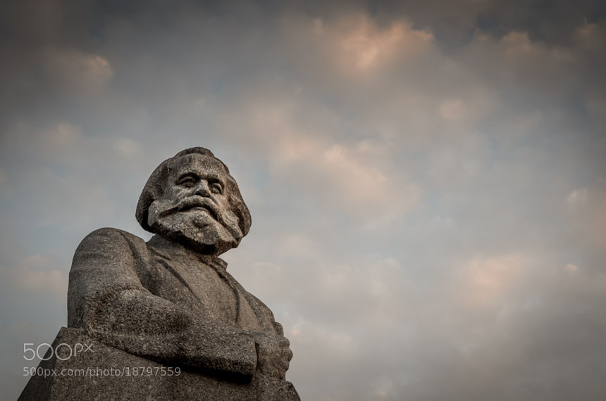 Photograph Karl Marx by Norbert Weiss on 500px